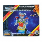 Buy Intellectual Development DIY Metal Robot Toy Assembly Kit