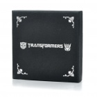 Stylish Aluminum Alloy Car Decoration Sticker - Decepticon Transformer Pattern