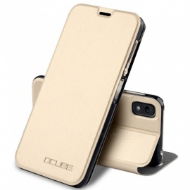 OCUBE Protective Flip-open PU Leather Case for Elephone A4 / A4 Pro 5.85 Inches