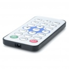 Mini 1080p Full HD Media Player com YPbPr / AV / HDMI / USB Host / SD - Preto