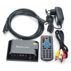 1080P Full HD Media Player with SD/USB Host/HDMI/AV-Out