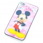 Protective PC Back Case with 3D Graphic for iPhone 4 - Mickey Mouse