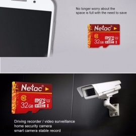 Netac High Speed 32GB SD Memory Card With 98MB/S Read Speed 32GB