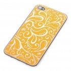 Elegant Replacement Metal + Plastic Back Cover Housing Case for iPhone 4 - Golden