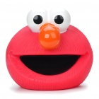Sesame Street Figure Toy Coin Bank - Red + White