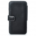Protective PU Leather Case Bag with Screen Guard + Cleaning Cloth for Dell Streak Mini 5