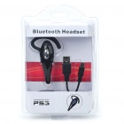 Genuine PS3 Compact Bluetooth Handsfree Headset - Black (6-Hour Talk/60-Hour Standby)