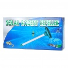 Repeller ultra-som Roedor Solar Powered