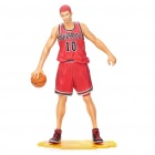 Slam Dunk PVC Figure Toy with Display Base - Sakuragi