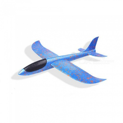 ESAMACT Hand Throw Flying Glider Plane, Foam Aeroplane Model Party Bag Fillers Flying Glider Plane Toy for Kids Game