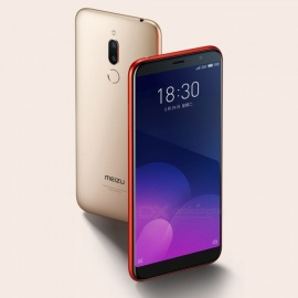 MEIZU M6T M811Q Dual SIM 5.7 Inches Mobile Phone With 4GB RAM 64GB ROM, 3300mAh Battery, 13MP 2.0MP Dual Rear Cameras Gold