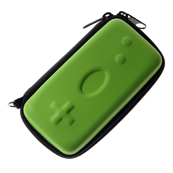 Protective Pouch for GameBoy Micro (Green)