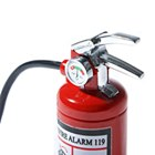 Fire Extinguisher LED Flashlight and Butane Lighter