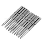 5 x 60 - T15 Screw Driver Interchangeable Tips (10-Pack)