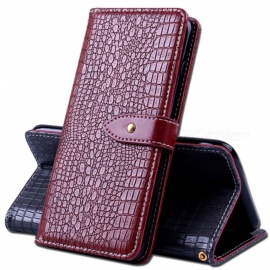 Naxtop Phone Wallet Case, Flip PU Leather and Soft TPU Inner Sleeve Holder Cover Case for Homtom HT70