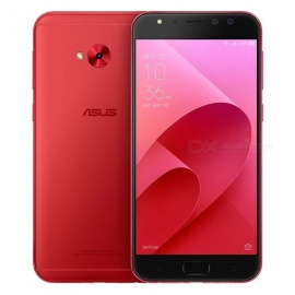 Asus Zenfone 4 Selfie Pro ZD552KL Dual Sim 5.5 Inches Smart Phone With 4GB RAM, 64GB ROM Red