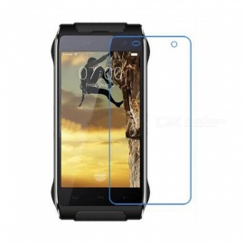 2Pcs Naxtop Tempered Glass Transparent Screen Protector for HOMTOM HT20 Pro / HT20