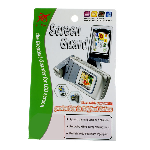Screen Protector for Sony Ericsson K810 screen protector for sony ericsson w850