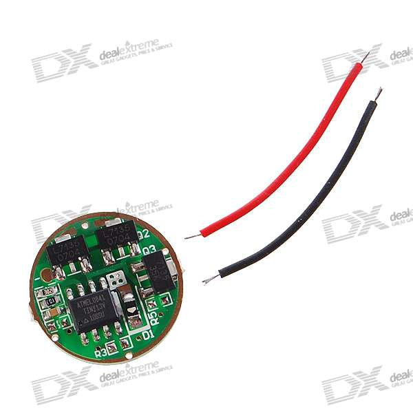 5-Mode 1000mA 7135 Circuit Board for Cree and SSC Emitters