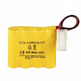 4.8V 400mAh Ni-CD AA Battery with 5559 Plug for 632 633 542 RC Toys Car