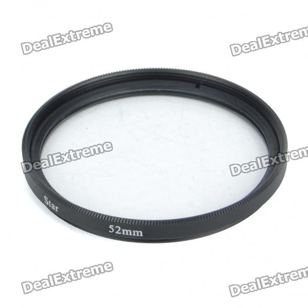 Massa Cross Screen / Star Filter for SLR Cameras (52mm) massa cross screen star filter for slr cameras 72mm
