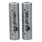 Ultrafire 14500 3.6V 900mAh Protected Li-ion Rechargeable Batteries (2-Pack)