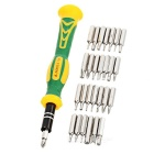 28-Piece Set Screw Drivers Set
