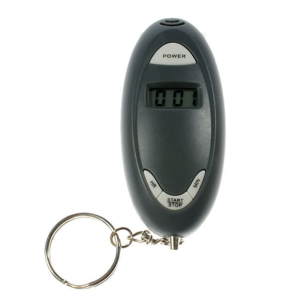 LCD Reading Display Breathalyzer with Parking Timer