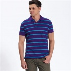 VANCL Vivid Striped (Men's) Purple (Size-XXL)