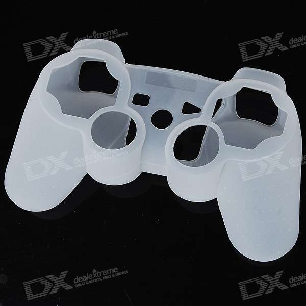 Silicone Protective Case for PS3 Controllers werkel рамка favorit на 4 поста белый матовый werkel wl01 frame 04 4690389098642