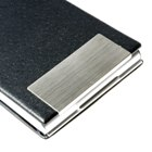 Classy Black Business Card Case