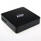 "S11 1080P Full HD 2.5"" SATA HDD Multimedia Player with HDMI/SDHC/2-USB Host/AV/Optical/RJ45"