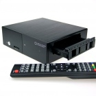 "Z8D 3.5"" HDD 1080P Full HD Media Player & DVB-T TV BOX Network Video Recorder"