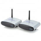 2.4G Wireless AV Sender & IR Remote Extender (Silver)