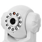 300KP Network Surveillance IP Wireless Camera with 11-LED IR Night Vision/Microphone/Speaker