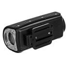 RD32 5.0 Mega Pixels HD 720P Waterproof Action Video Camera with 8-LED Night Vision - Black (TF)