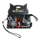 Animob Kitty Mini Leather Case for Cell Phone and Gadgets