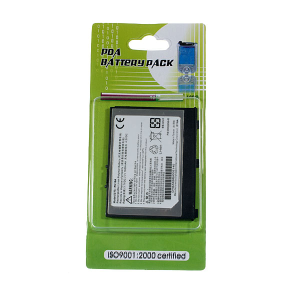 Replacement Lithium Slim Battery for Dopod D900 PDA Phone (3.7V 1620mAh)