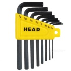 8-Piece Set Hex Keys (1/4 ~ 1/16)