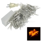 100-LED 9.2M Christmas Light (8-Mode Yellow LED 110V AC)