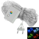 120-LED-1.4x1.3M Net Art-Weihnachtslicht (8-Mode-Multi-Color RGB LED 110V AC)