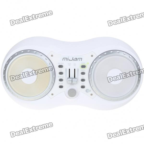 Mi-Jam Mixer for Ipod - White
