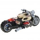 Cool DIY Motorcycle Pull Back and Go Assembly Toys