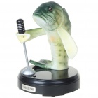 Buy Funny Dancing And Singing Fish Toy (4 x AA)