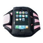 Sporty Pink Arm Band for Iphone