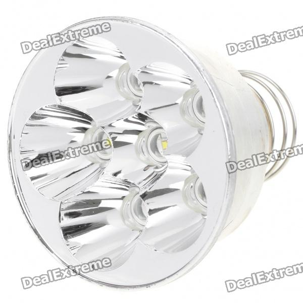 5-Mode 1200 Lumen White Light Drop-In-LED-Modul w / 6 * Cree Q5 WB (52.7mm * 42mm / 8,4 V Max)