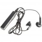 Trendy Q8-C Bluetooth V2.1+EDR Handsfree Headset - Black (8-Hour Talk/100-Hour Standby)