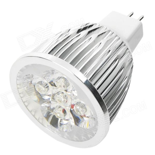 MR16 5W 3800K 450LM 5-LED Warm White Light Bulb (12V) настенная плитка grespania gala penelope beige 31 5x100