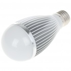 E27 7W 590lm 6500K Cool White Light 7-LED Globular Bulb (AC 85~265V)