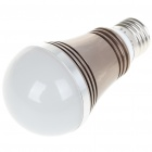 E27 5W 5-LED 430-Lumen 6500K White Light Bulb (AC 220 V)